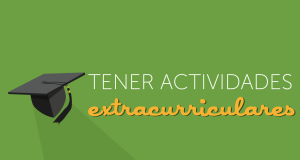 actividades extracurriculares