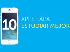 apps para estudiar