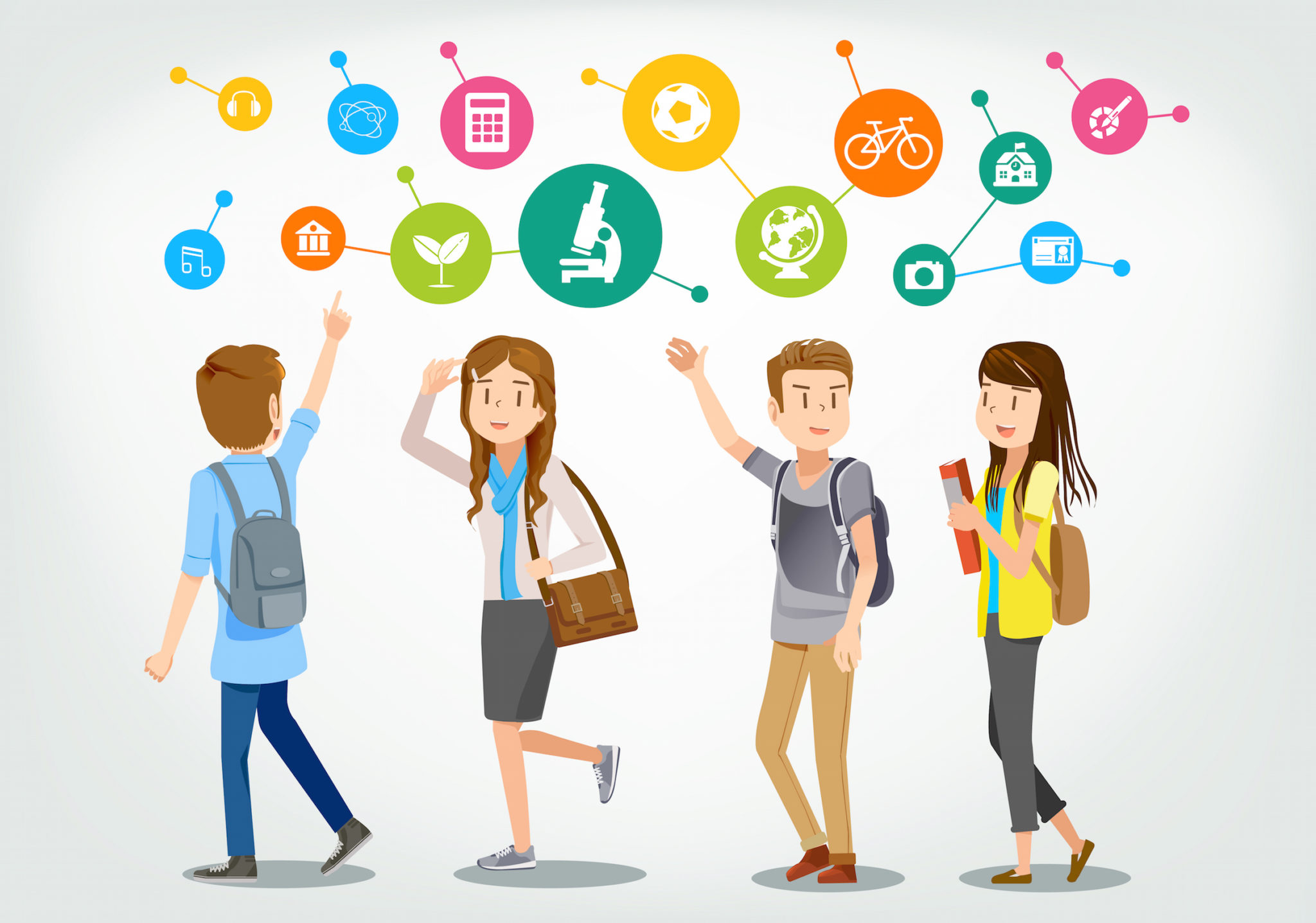 Aprender a aprender profesionistas for Personal en el exterior