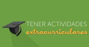 actividades extracurriculares