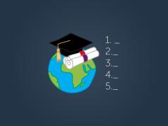 pasos para estudiar una maestria en el extranjero