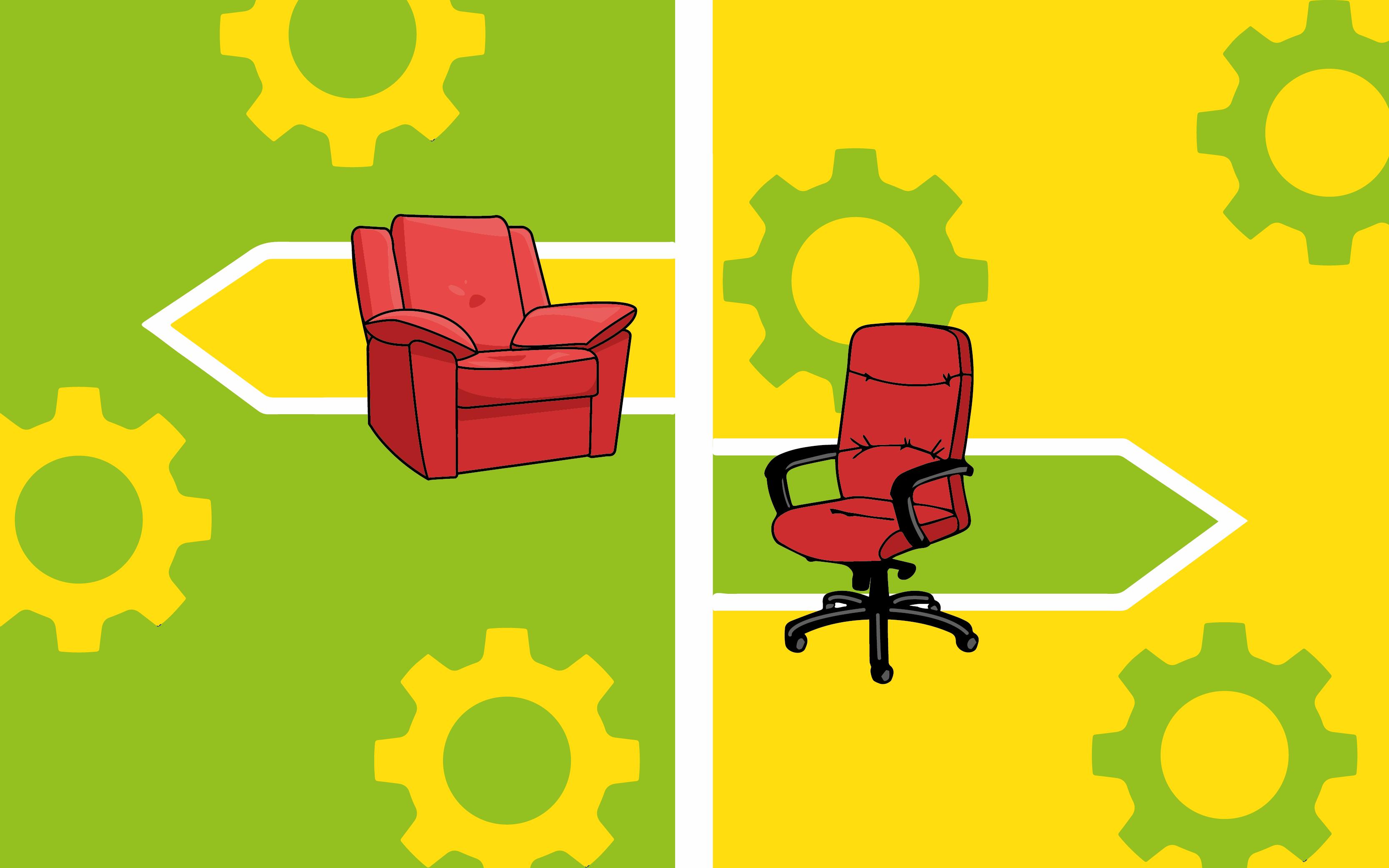 Oficina o Home Office? ¿Cuál me conviene más? | Profesionistas