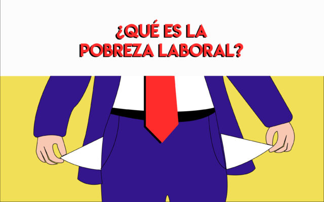 pobreza laboral