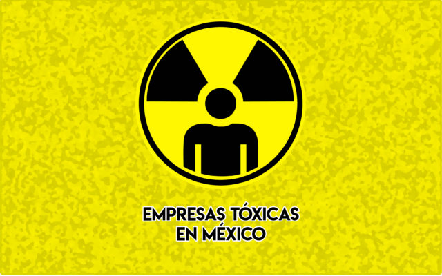 empresas toxicas
