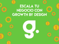 Escala negocio inversion growth design