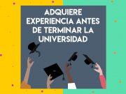 experiencia terminar universidad