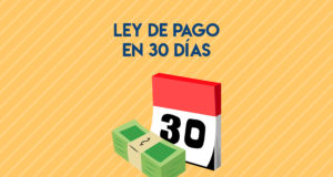 pago proveedores 30 dias