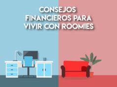 consejos financieros para vivir con roomies