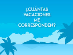 vacaciones ley