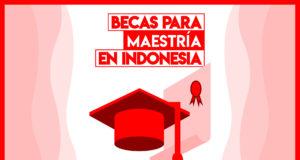 becas indonesia